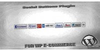 Buttons social for commerce e wp