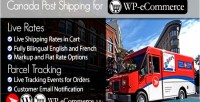 Canada post wp e plugin shipping commerce