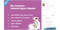 Commerce woo customer bundle helpdesk support