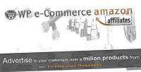 Wp e commerce amazon plugin wordpress affiliates