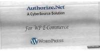 E wp commerce authorize.net