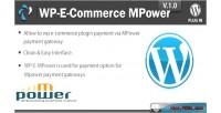 E wp commerce gateway payment mpower