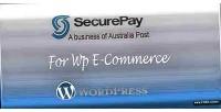 E wp commerce securepay