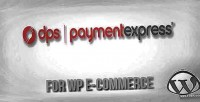 Payment express gateway for commerce e wp