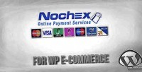 Gateway nochex for commerce e wp