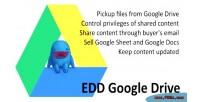 Google edd drive