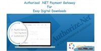 Payment authorize.net edd for gateway