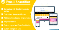 Email wp beautifier cloudberriez