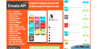 Envato api products profile plugin api envato