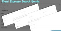 Event ee4 search form