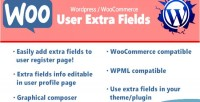 Extra user fields