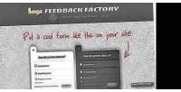 Factory feedback