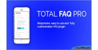 Faq total pro solution faq premium