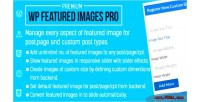 Featured wp images pro