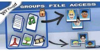 File groups plugin wordpress access