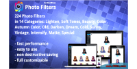 Filters photo wordpress plugin