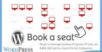 A book seat
