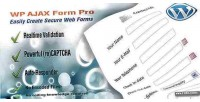 Wp ajax form pro builder form wordpress