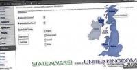 Aware state uk autocategorization content geo