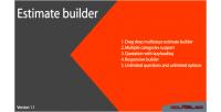 Builder estimate