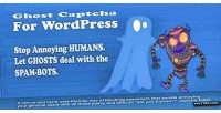 Captcha ghost for wordpress