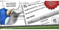 Contact ajax forms wordpress for