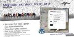 Contact mapped wordpress pro form