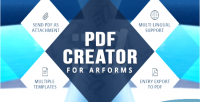 Creator pdf for arforms