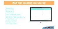 Diet mwp calories calculator