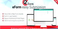 Easysubmission eform direct edit form string format extended