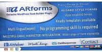 Exclusive arforms wordpress plugin builder form