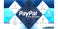 For paypal arforms