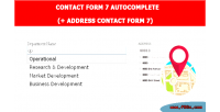 Form contact 7 autocomplete contact address 7 form