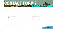 Form contact 7 designer & builder