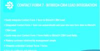 Form contact 7 integration bitrix24 lead crm