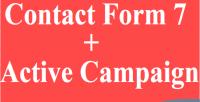 Form contact 7 integration campaign active