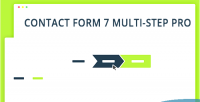 Form contact 7 pro step multi
