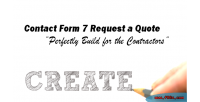 Form contact 7 quote a request