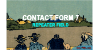 Form contact 7 repeater
