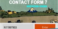 Form contact codes invitation 7