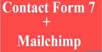 Form contact integration mailchimp 7