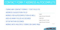 Forms contact autocomplete address 7