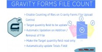 Forms gravity count files