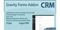 Forms gravity crm addon
