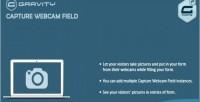 Forms gravity field webcam capture