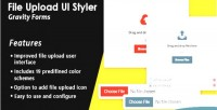 Forms gravity file styler ui upload