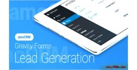 Forms gravity generation lead amocrm