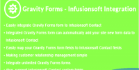 Forms gravity infusionsoft integration