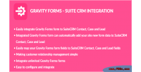 Forms gravity integration crm suite