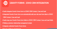 Forms gravity integration crm zoho
